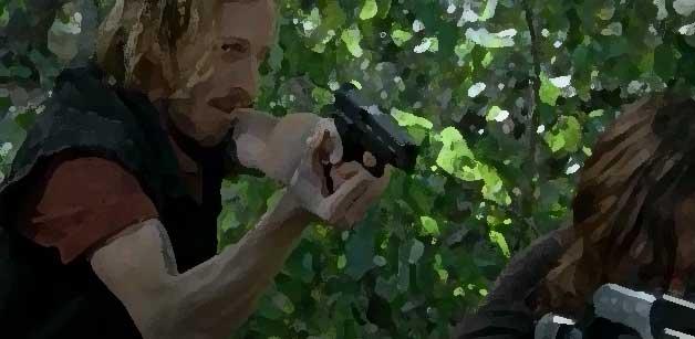 ウォーキングデッドシーズン6第15話