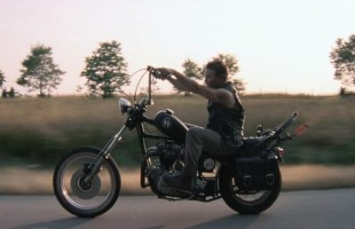 ダリルバイク