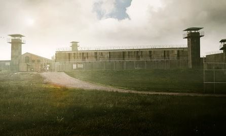 ウォーキングデッド 刑務所