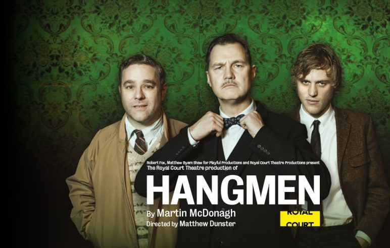 David Morrissey hangman
